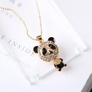 Jewelry - PANDA NECKLACE